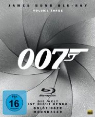 Blu-ray: James Bond - Box Vol. 3