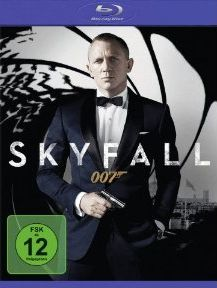 Blu-ray Disc: Skyfall